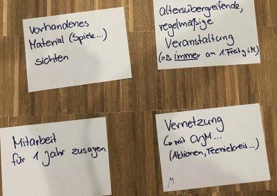 Strukturelles / Organisation (2)